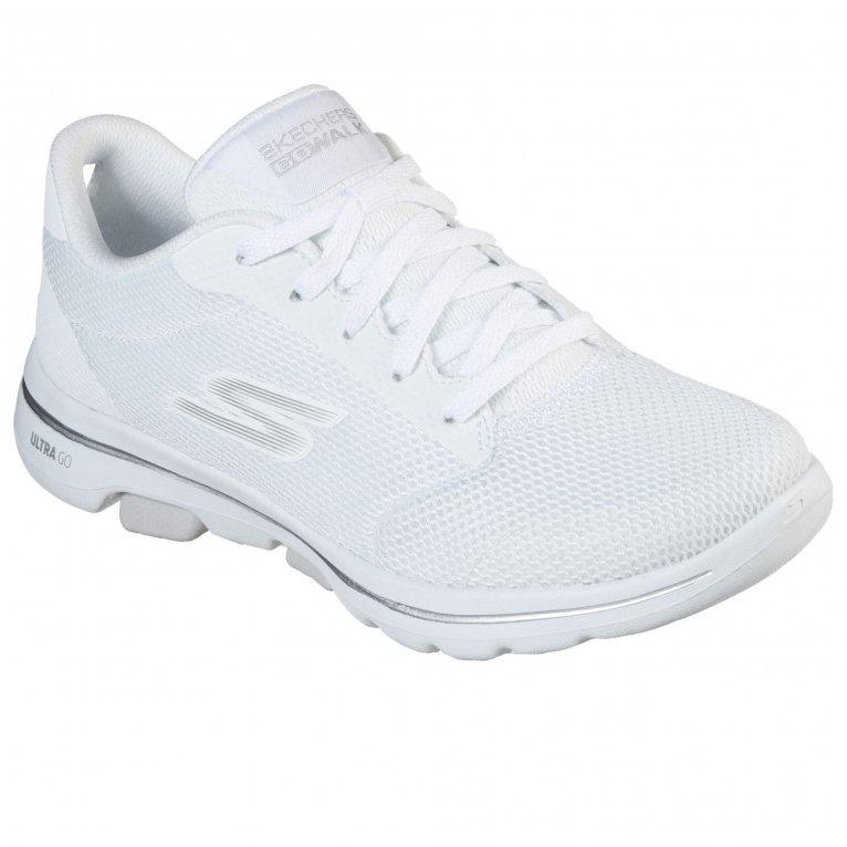 Skechers GOWalk 5 Lucky Womens Sports Shoes