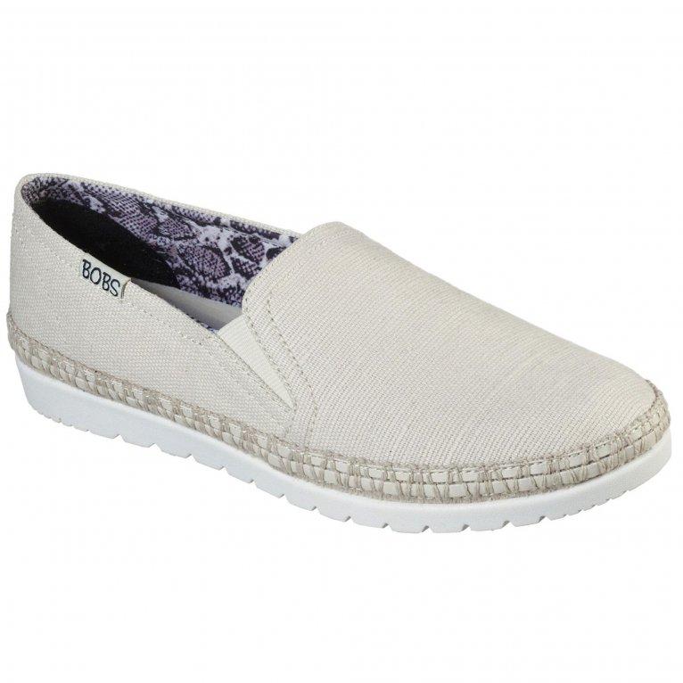 Skechers Bobs Flexpadrille 3.0 Dark Horse Womens Shoes