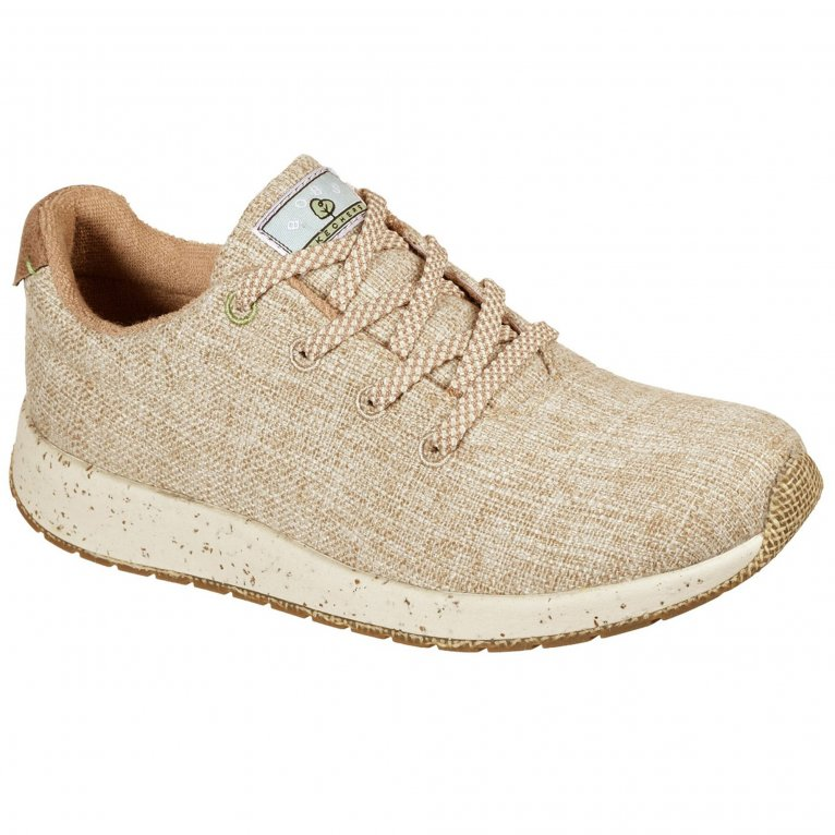 Skechers Bobs Earth Sunset Peace Womens Trainers