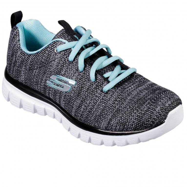 Skechers Graceful Twisted Fortune Womens Trainers
