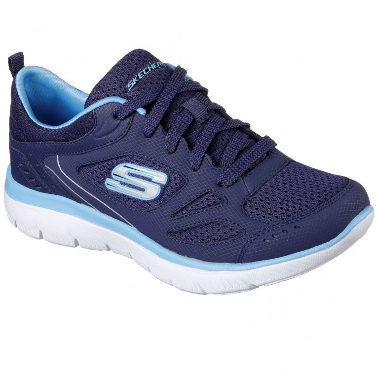 Skechers Summits Suited Womens Trainers