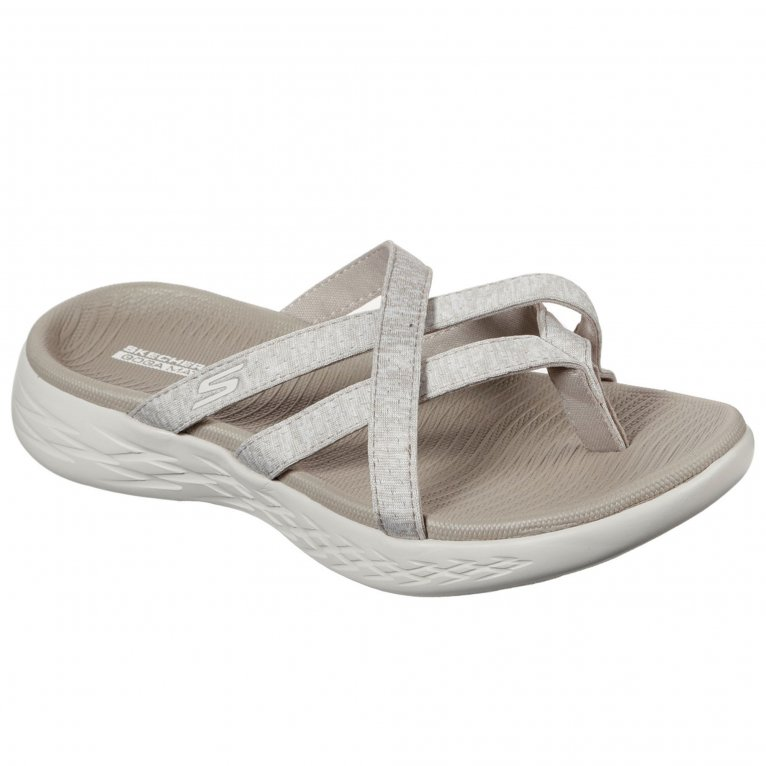 Skechers On The Go 600 Dainty Womens Sandals