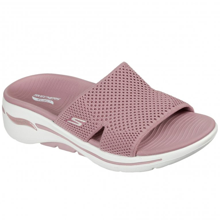 Skechers Go Walk Arch Fit Worthy Womens Sandals
