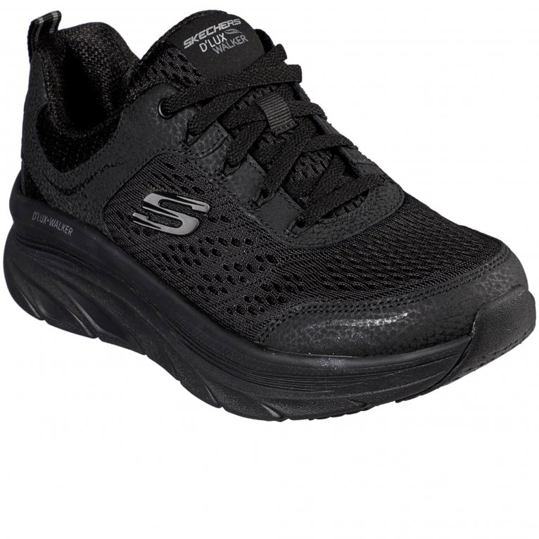 Skechers Relaxed Fit D'Lux Walker Infinite Motion Womens Trainers