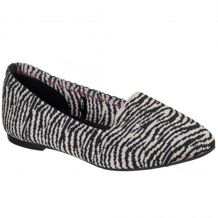 Skechers Cleo Knitty Kit Womens Pumps