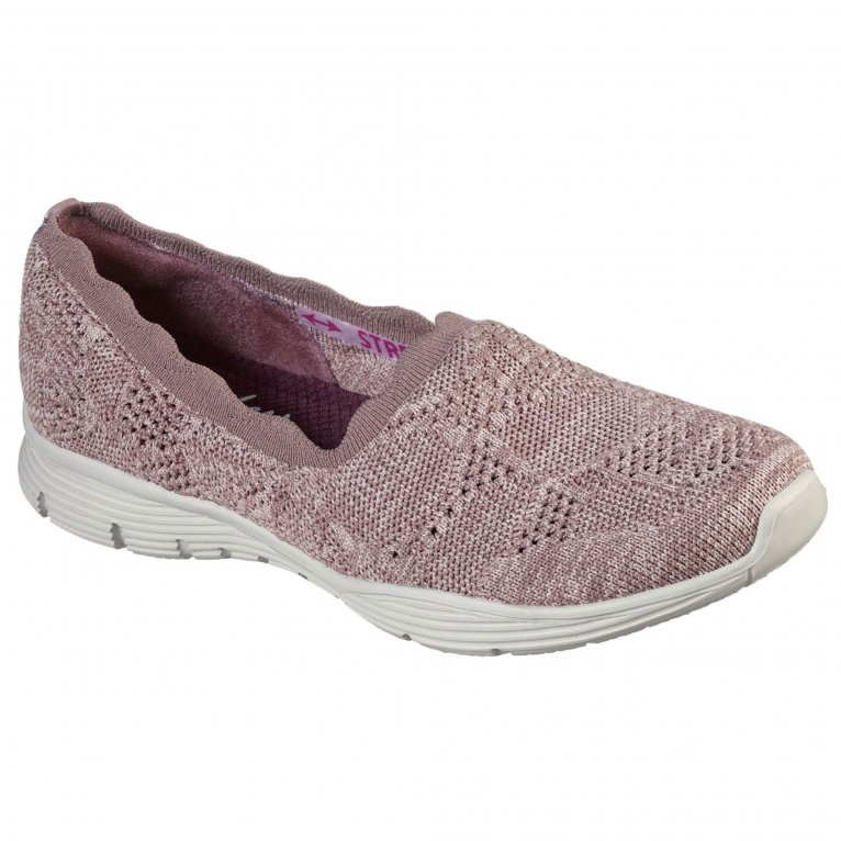 Skechers Seager Bases Covered Womens Pumps