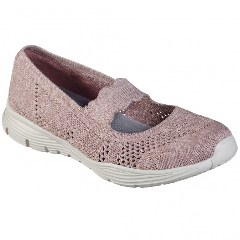 Skechers Seager Pitch Out Womens Mary Jane Shoes