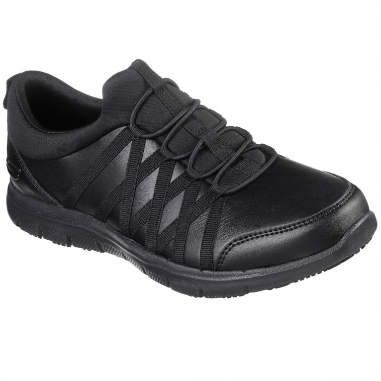 Skechers Ghenter Dagsby Womens Work Shoes