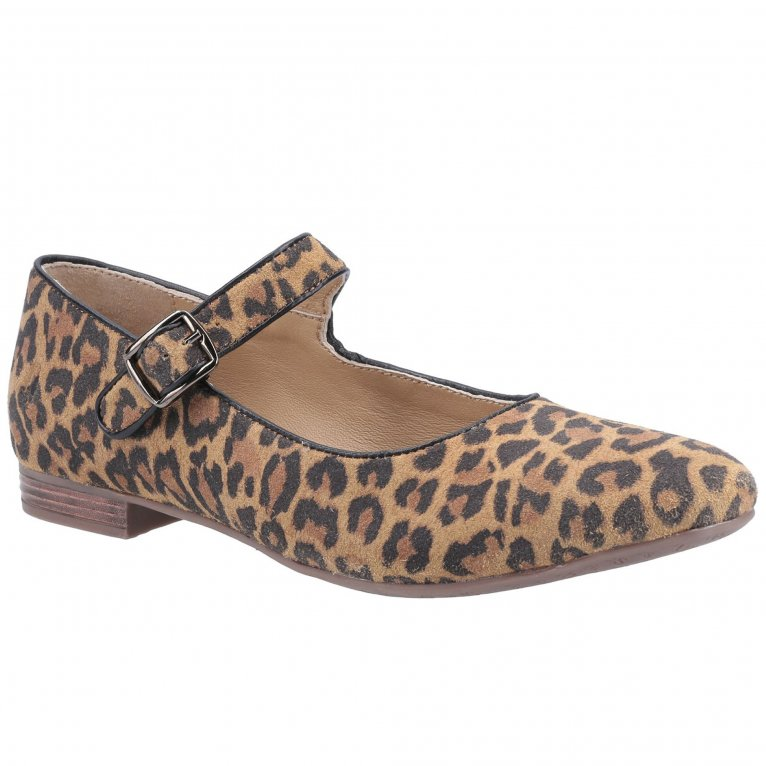 Hush Puppies Melissa Strap Womens Mary Jane Shoes