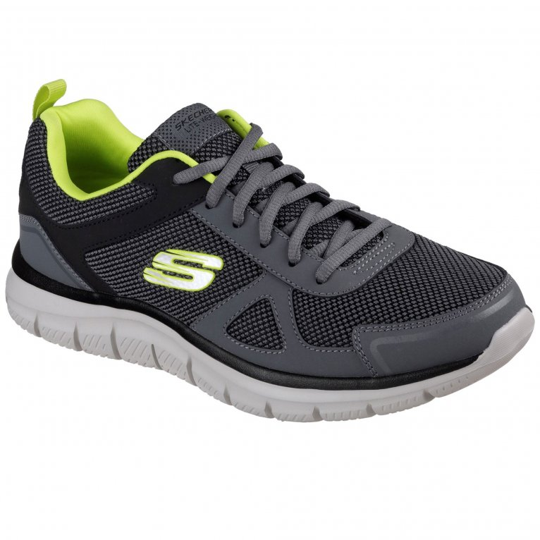 Skechers Track Bucolo Mens Casual Trainers
