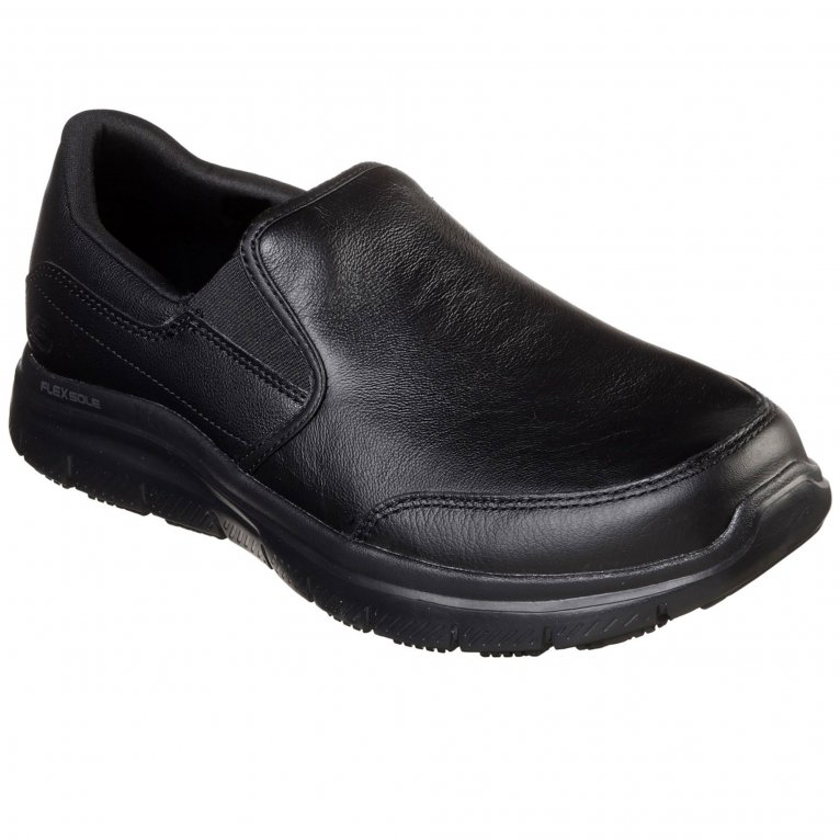 Skechers Bronwood Mens Wide Fit Casual Shoes
