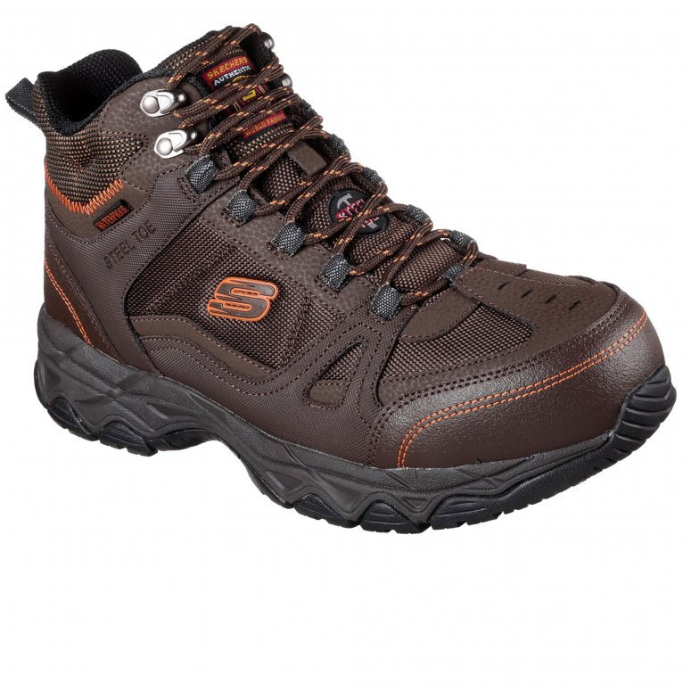 Skechers Ledom Mens Safety Boots