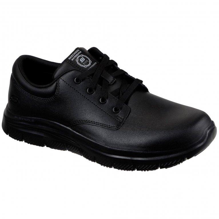 Skechers Flex Advantage Fourche SR Mens Shoes