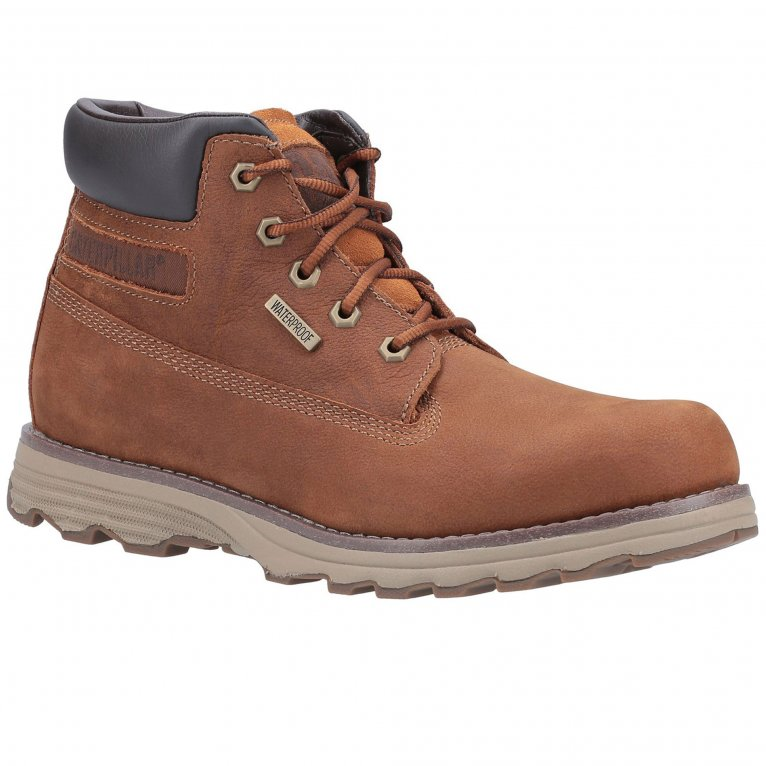 CAT Founder WP TX Mens Boots