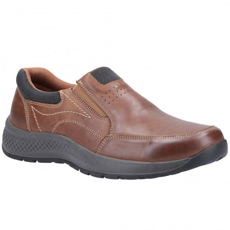 Cotswold Churchill Mens Slip On Shoes