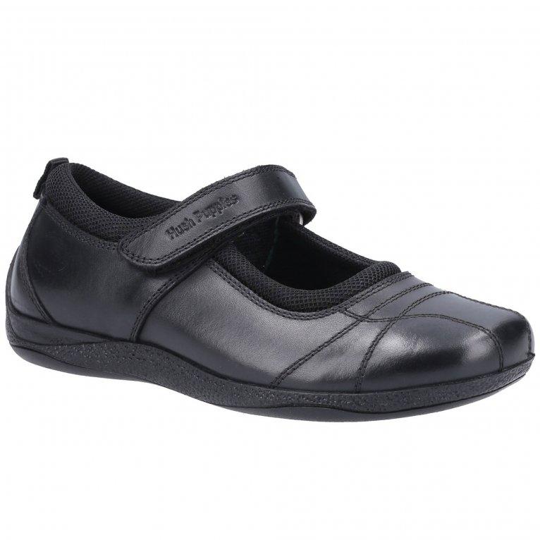 Hush Puppies Clara Junior Girls School Shoes