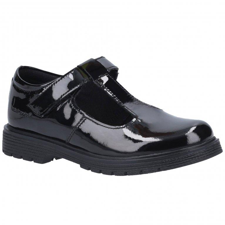 Hush Puppies Gracie Junior Girls School Shoes