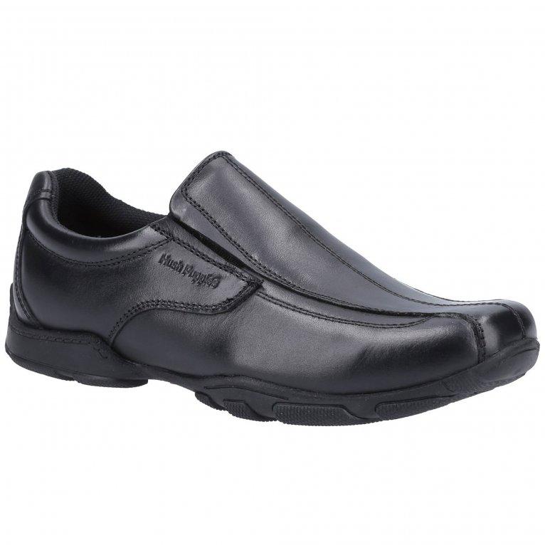 Hush Puppies Elijah Junior Boys School Shoes