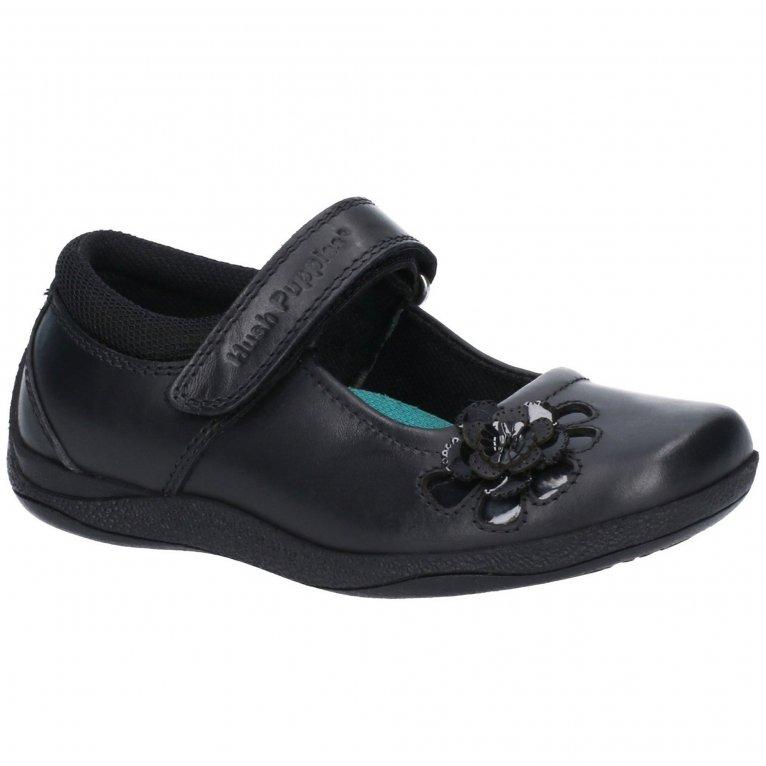 Hush Puppies Jessica Junior Girls School Shoes