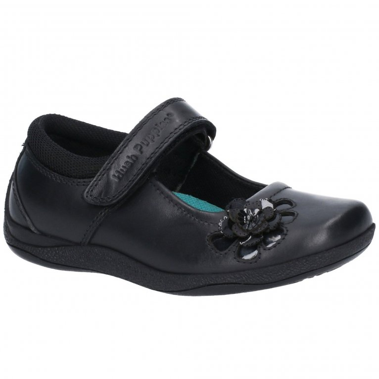 Hush Puppies Jessica Senior Girls School Shoes