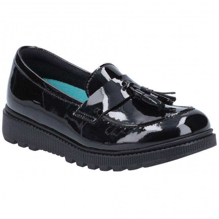 Hush Puppies Karen Junior Girls School Shoes