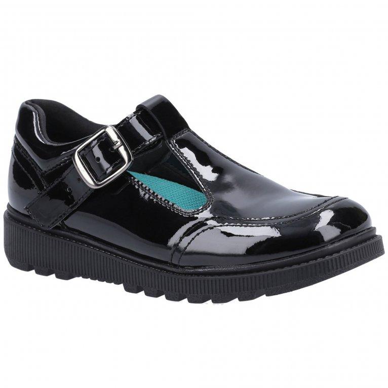 Hush Puppies Kerry Junior Girls School Shoes