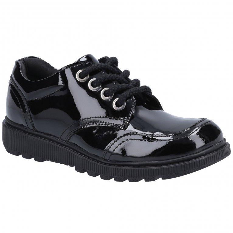 Hush Puppies Kiera Junior Girls School Shoes