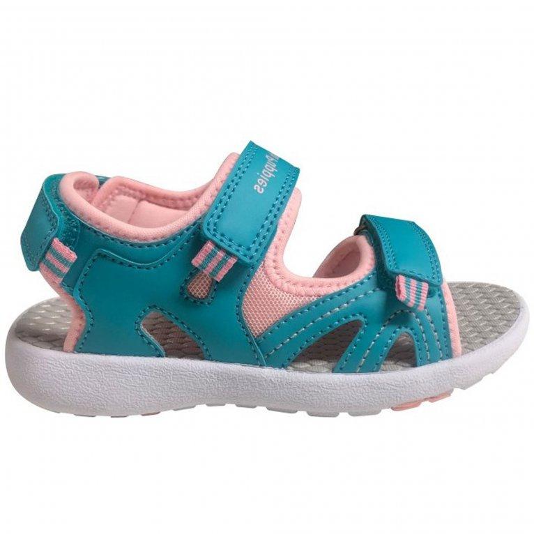 Hush Puppies Lilly Quarter Strap Girls Sandals