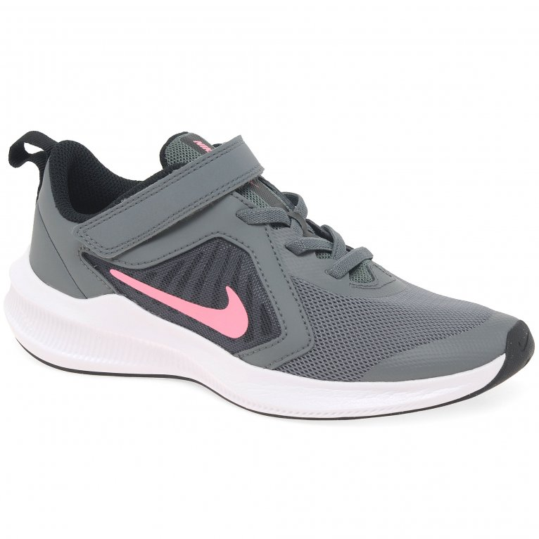 Nike Downshifter 10 Girls Youth Sports Trainers