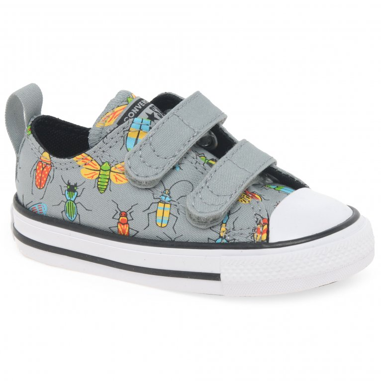 Converse Oxford 2V Bugged Out Kids Infant Canvas Shoes