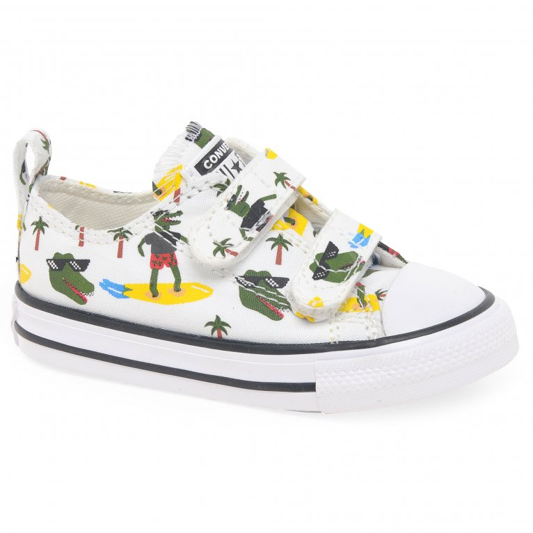 Converse Oxford 2V Kids Infant Canvas Shoes