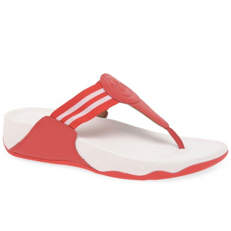 FitFlop™ Walkstar Womens Toe Post Sandals