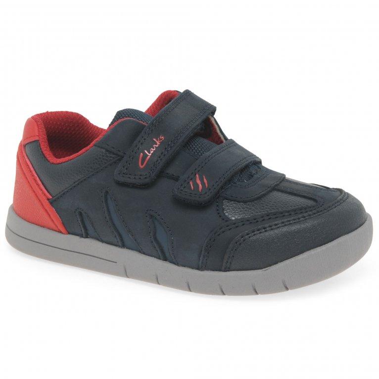Clarks Rex Play T Boys Infant Shoes