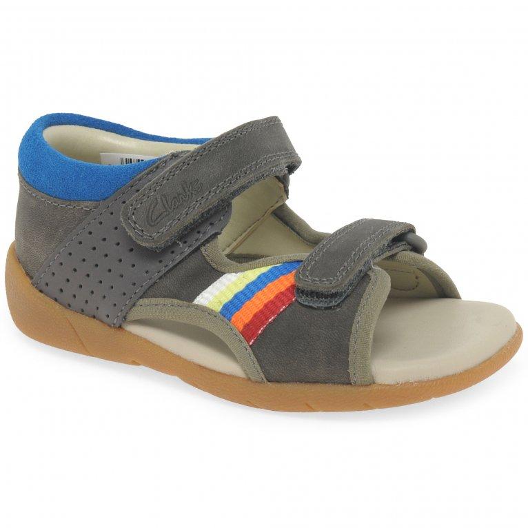 Clarks Zora Spirit T Boys First Sandals