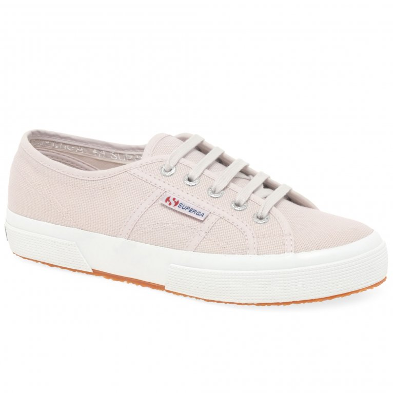 Superga Cotu Classic Womens Lace Up Canvas Shoes