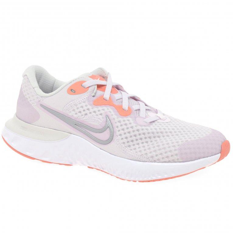 Nike Renew Run 2 Girls Senior Sports Trainers