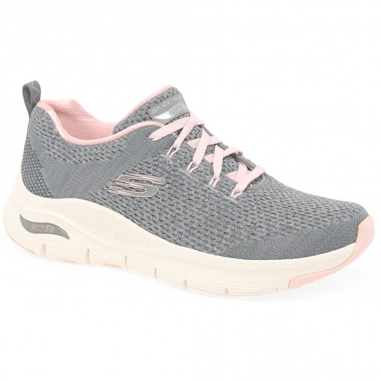 Skechers Arch Fit Infinite Adventure Womens Sports Trainers