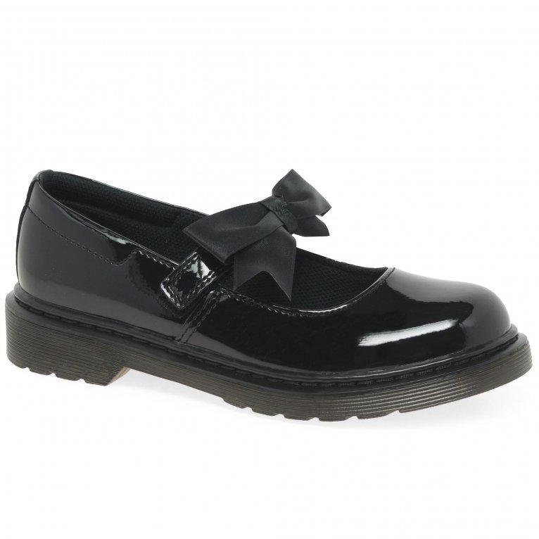 Dr. Martens Maccy II Girls Junior School Shoes