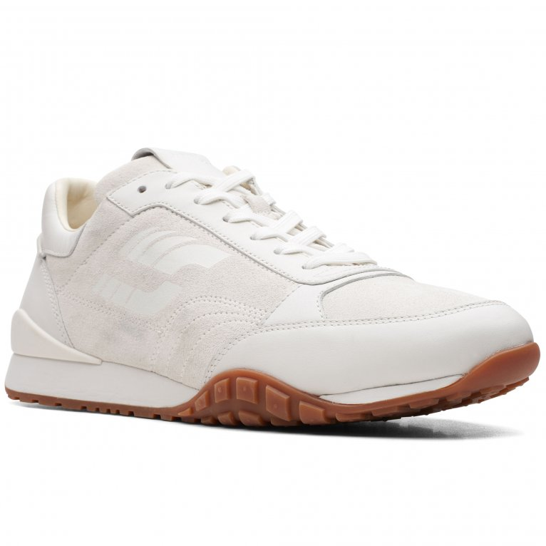 Clarks Craft Lo Lace Mens Trainers
