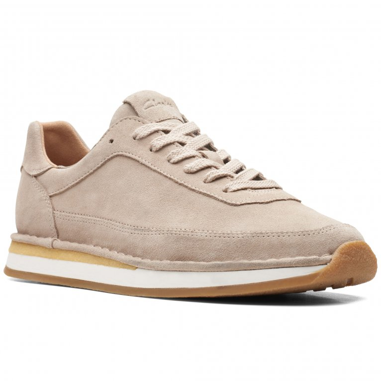 Clarks Craft Run Lace Mens Trainers