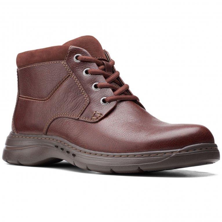 Clarks Un Brawley Up Mens Boots