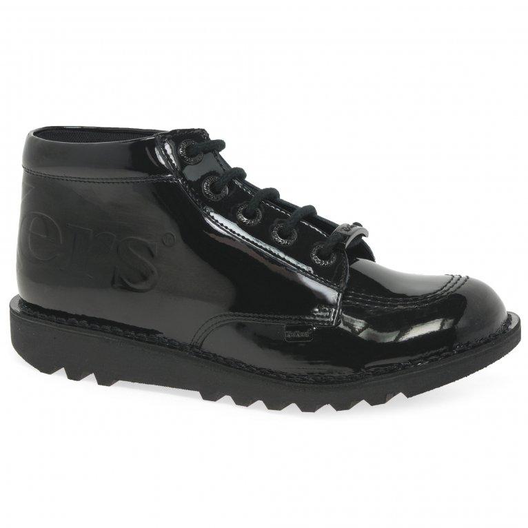 Kickers Hi Lux Girls Boots