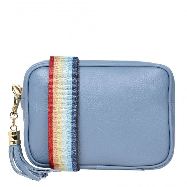 Elie Beaumont Crossbody Customisable Strap Handbag