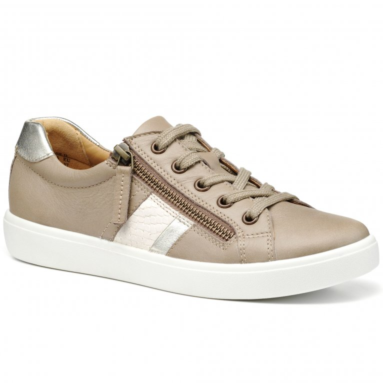 Hotter Chase II Womens Wide Fit Casual Trainers