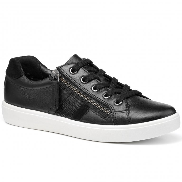 Hotter Chase II Womens Slim Fit Casual Trainers