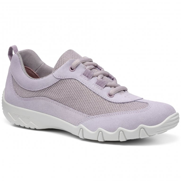 Hotter Leona Womens Wide Fit Sports Trainers