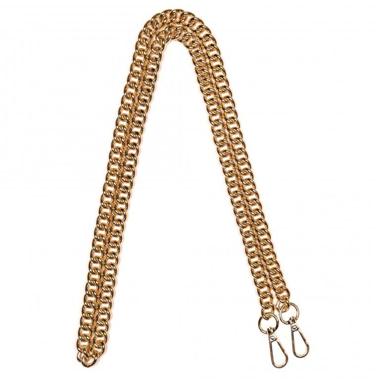 Elie Beaumont Crossbody Chain Bag Strap