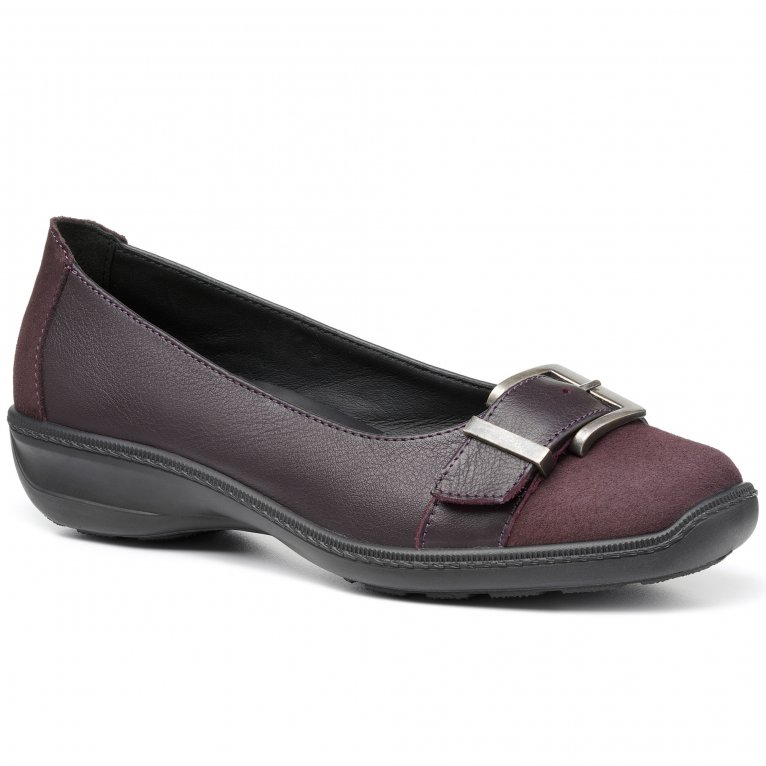 Hotter Trust Womens Slip On Shoes