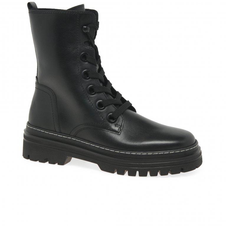 Gabor Genoa Womens Military Boots