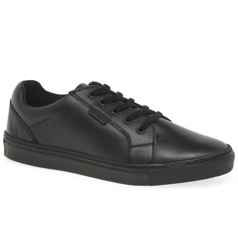 Hush Puppies Sam Lace Boys Senior School Shoes